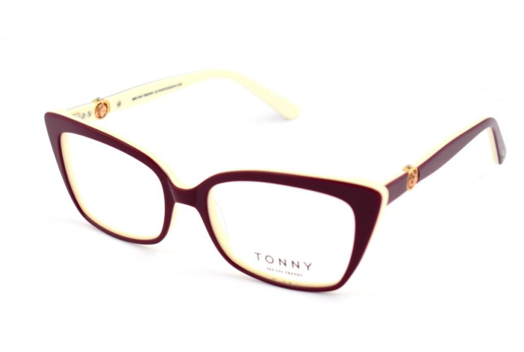 kocie okulary tonny